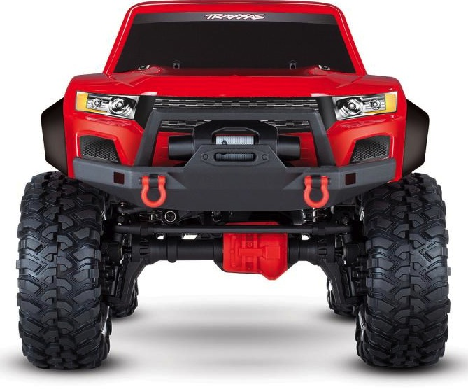 Traxxas TRX4 Sport trail truck in scala 1/10