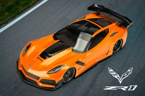 Carrozzeria Protoform Chevrolet Corvette ZR1
