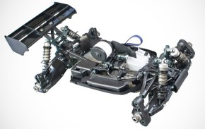 Mugen MBX8 Expert Build Buggy Roller in scala 1/8