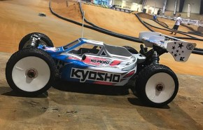 Kyosho - nuova MP9 E-Buggy in scala 1/8