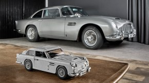 LEGO: l'Aston Martin DB5 di 007 - Set 10262