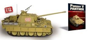 Hachette: Costruisci il leggendario Panzer V Panther - Modellismo a fascicoli in edicola