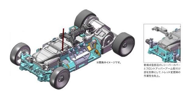 MR-03 EVO