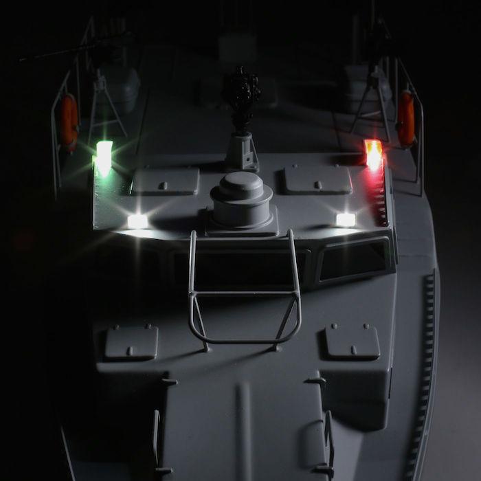 Motovedetta radiocomandata