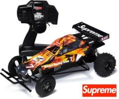 Supreme Tamiya Hornet RC custom: Moda e modellismo!