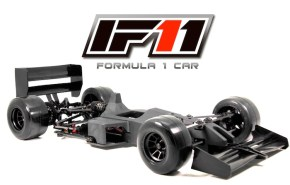Infinity IF11: la nuova Formula 1 della Creation Model
