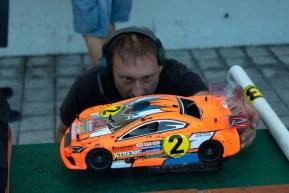 La finale dei campionati europei automodelli 1/10 pista