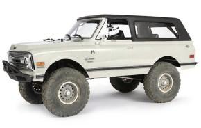 Axial: 1969 Chevrolet K5 Blazer Hardtop