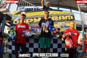 Marco Baruffolo conquista il REDS GP 2018