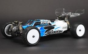 SWorkz S14-3 Pro Kit 4WD Buggy in scala 1/10