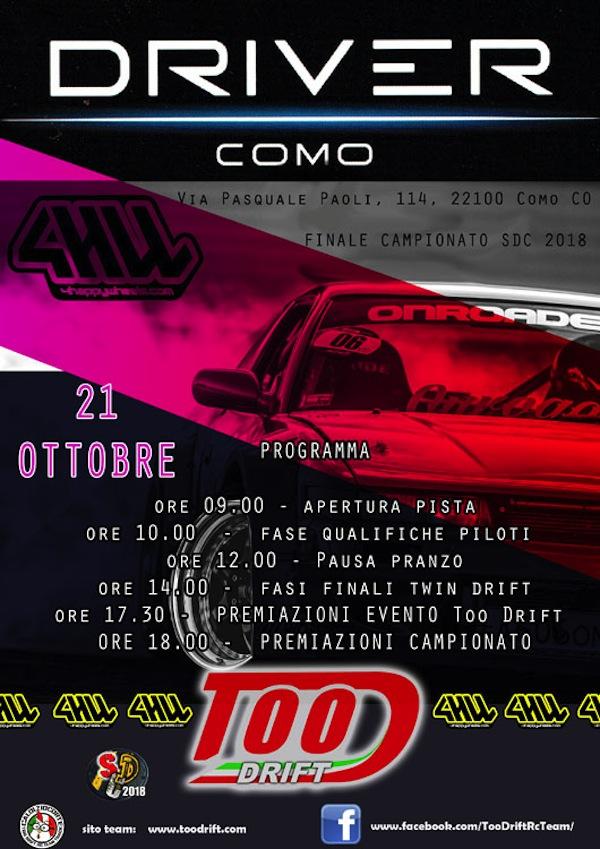 FINALE CAMPIONATO SDC 2018