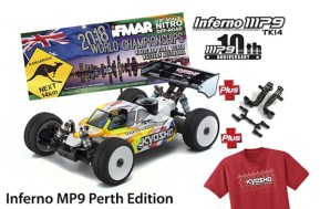 Kyosho MP9 TKI4 Perth Edition