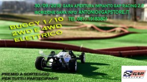 Inaugurazione pista off-road GAP RACING 2.0