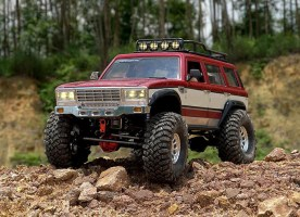 Cross RC SU4 Scale Crawler in scala 1/10