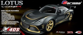 Video: Carisma M40S Lotus Exige V6 Cup R RTR