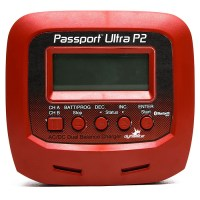 Caricabatterie Dynamite Passport Ultra P2 a due canali.