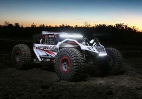 Losi Super Rock Rey Rock Racer in scala 1/6