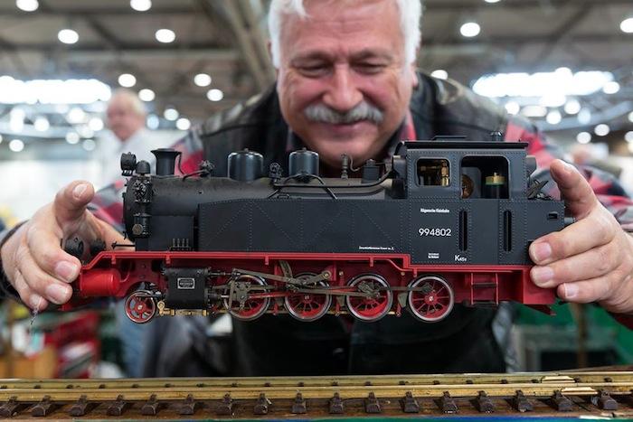 Modell Hobby Spiel 2018 train model