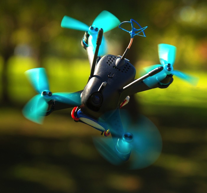 Blade® Scimitar® 110 FPV BNF Basic Quadcopter
