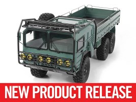 RC4WD - Armor Exo Cage per Beast II 6×6