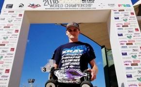 Campionato del mondo 2018 IFMAR 1/8 Buggy – Q2