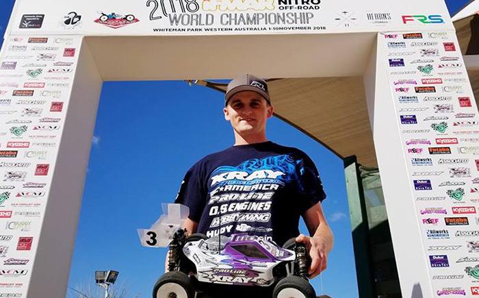 Campionato del mondo 2018 IFMAR