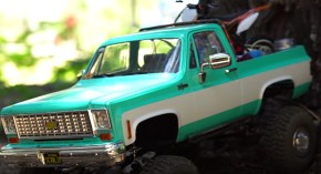 AXIALFEST 2018: SCX10 Chevy Blazer VIDEO