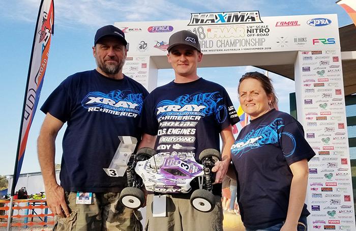 Campionato del mondo 2018 IFMAR 1/8 Buggy