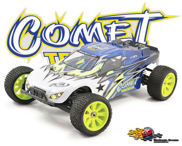 FTX Comet 1:12 RTR 2wd Off Road Buggy - Electronic Dreams