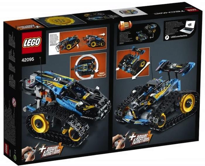 LEGO Technic: Stunt Racer radiocomandato - 42095 - Hobbymedia