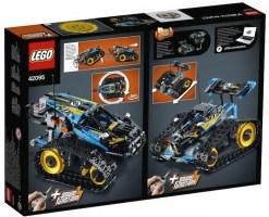 LEGO Technic: Stunt Racer radiocomandato - 42095