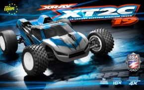 XRAY: XT2C 2019 Kit Stadium Truck 2WD