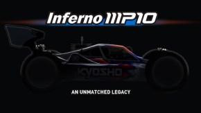 Kyosho Inferno MP10: teaser della nuova buggy 1/8
