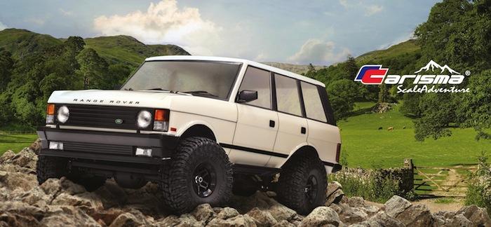 Range Rover 1981 4-Door