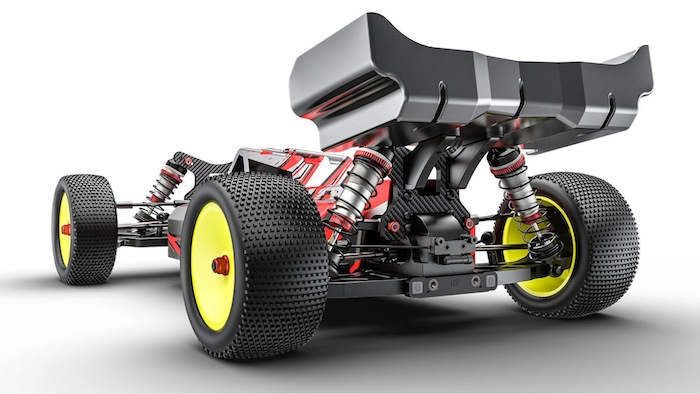 Team Corally: new SBX-410 4WD Buggy