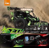 Team Magic SETH Desert Buggy RTR in scala 1/8