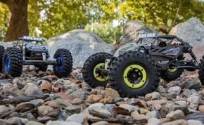 ECX Temper Gen2 RTR 4WD Rock Crawler in scala 1/18