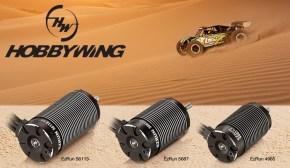 Hobbywing: Motori brushless EzRun Large Scale