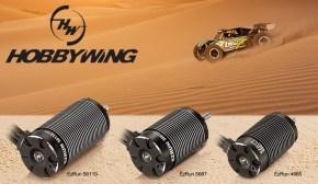 Hobbywing: Motori brushless EzRun Large Scale