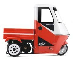 ARK: Usukani D3T - moto drift a tre ruote in scala 1/8