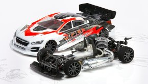 WRC Racing: NTX.3 4WD Nitro Touring Car in scala 1/10