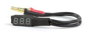 Avid RC: checker voltaggio dei pacchi batterie