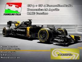 FormulinoItalia GP3 & GP4 Rme Cassino 28 Aprile