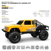 G-Made BOM RTR Rock Crawler in scala 1/10