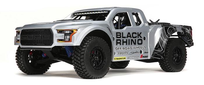 LOSI: Ford Raptor Baja Rey 1/10 4WD RTR