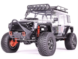 Traction Hobby Founder II 1:8 RC Rock Crawler