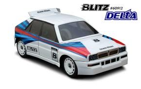 Team Titan: Nuova carrozzeria Blitz Delta 225mm M-Class
