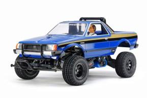Tamiya Subaru Brat Blue Edition 2WD Truck