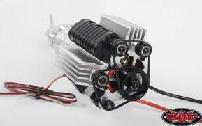 RC4WD Desert Runner Hero: V8 Motor con trasmissione a 2 velocità