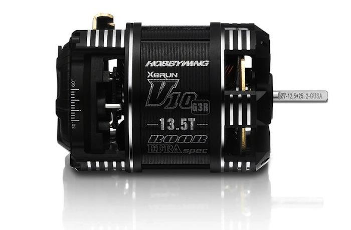 Hobbywing- Motore brushless XERUN V10 G3R EFRA Spec